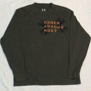 Men's Under Armour Long Sleeve T-Shirt Medium
